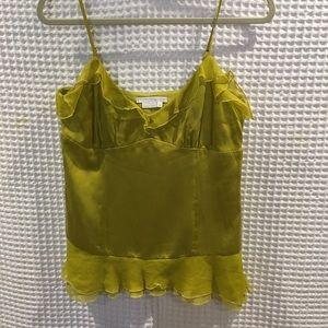 NEW  max silk camisole. Size L